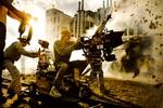 Lộ ảnh hậu trường bom tấn Kỷ nguyên Hủy Diệt - Transformers 4