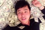 """Quang Lê bị hàng ngàn người """"ném đá"""" chỉ vì ảnh nằm trên đống tiền"""