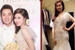 Vợ Đăng Khôi thừa nhận nghi án váy cưới 115 triệu chỉ là hàng thuê