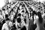 Tuyên truyền phòng chống ma túy và ATGT cho hơn 1.300 học sinh