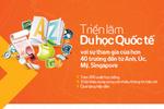 200 cơ hội 100% học bổng du học Anh, Úc, Mỹ, Singapore