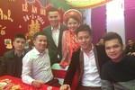 Chồng cũ VĐV Wushu Thúy Hiền kết hôn lần 3 với Top 16 Vietnam Idol
