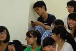 Sinh viên thờ ơ với môn học đại cương