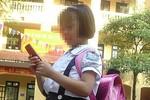 Có nên cấm học sinh tiểu học dùng điện thoại di động?