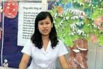 Cô giáo Hà Nội nhận bằng khen của Thủ tướng