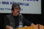 Nhà văn Chu Lai bật mí những kỷ niệm đời thường và trận mạc