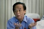 GS Nguyễn Lân Dũng: 'Tôi nhớ tới lời của bạn tôi, thầy Văn Như Cương'