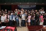 15 nữ lãnh đạo ĐH Havard chia sẻ thành công với SV Hà Nội