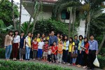 Công ty Tân Thành An dạy từ thiện cho trẻ em làng SOS