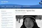 GS Ngô Bảo Châu, GS Vũ Hà Văn, nhà giáo Phạm Toàn mở trang giáo dục