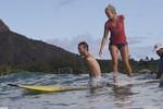 Tự truyện Nick Vujicic (P4): Học lướt sóng