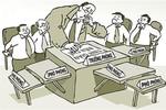 Cục phó mất tiền, sao mà lắm lãnh đạo thế?