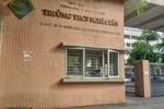 Học sinh bị bỏng cồn ở lớp, Trường Nghĩa Tân chưa xét trách nhiệm