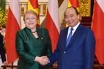 Tổng thống Chile chia sẻ với người dân miền Trung bị bão lụt