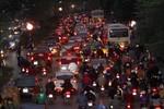 Chưa xem xét thành lập ban chỉ đạo chống ùn tắc giao thông ở hai thành phố lớn
