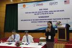 Có tới 90% nạn nhân của buôn bán người ở Việt Nam bị đưa sang Trung Quốc