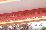 Chuyện kỳ lạ tại trường Nam Đồng, thầy không dạy trò vẫn qua môn