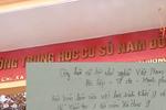 Bà Chan gọi điện nói gì với phòng Giáo dục Hải Dương?