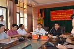 Hàng trăm bài thi ở Hà Giang được sửa từ 1 điểm lên 9 điểm