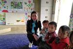 Chuyện của cô Hương trong lớp mầm non học nhờ