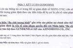 Quản lý thị trường Đà Nẵng sẽ xử phạt Công ty Hà Trung Hậu