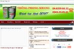 Sản phẩm Thống Phong Khang mốc meo, chăm sóc khách hàng yếu kém