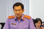 """""""Không chứng minh được, Viện KSND TP. Hồ Chí Minh nên dũng cảm đình chỉ vụ án"""""""