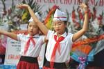 """Lễ khai giảng """"đặc biệt"""", lấy học trò làm trung tâm của Trường TH Trường Thịnh"""