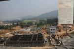 Ngang nhiên xây dựng nhà máy nước cho Khu kinh tế Nghi Sơn khi chưa có giấy phép
