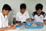 Việt Nam đăng cai Olympic Hóa học quốc tế