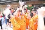 Ngôi Sao vô địch giải bóng đá Thanh thiếu niên TP Hà Nội
