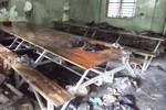 Trường Cao đẳng nghề Đà Nẵng bỗng dưng bốc cháy