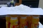 Ma túy được tạo vỏ bọc trong hộp sữa ở một trường mầm non