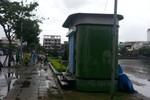 Nam thanh niên chết trong nhà vệ sinh công cộng
