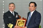 Tư lệnh Hạm đội Thái Bình Dương Hoa Kỳ thăm Đà Nẵng