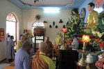 Nhiều người thành tâm cầu an cho ông Nguyễn Bá Thanh