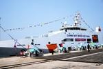 Cảnh sát biển Việt Nam có thêm hai tàu hiện đại