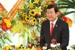 Chủ tịch nước Trương Tấn Sang khen thành tựu, nhắc hạn chế của Đà Nẵng