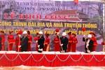 Xây Đài bia và Nhà truyền thống di tích lịch sử cách mạng B1- Hồng Phước