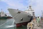 Tàu lực lượng bảo vệ bờ biển Nhật Bản sắp tới Đà Nẵng
