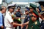 Cảnh sát biển Việt Nam tiếp tục hợp tác chặt chẽ với Cảnh sát biển Nhật Bản