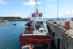 Cứu thuyền viên bị thương nặng trên tàu VINAFCO 28