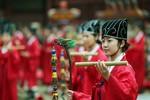 Sinh viên Hàn Quốc tổ chức tế Khổng Tử