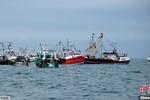 50 tàu cá Anh, Pháp gầm ghè nhau trên biển