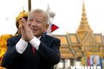 Cựu Vương Campuchia Norodom Sihanouk qua đời tại Trung Quốc