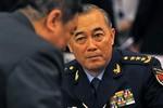 Chân dung các tướng lĩnh Trung Quốc vừa được bổ nhiệm