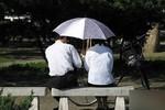 Khoảnh khắc thanh niên nam, nữ Bắc Triều Tiên tìm hiểu nhau