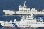 """4 tàu Hải giám kéo ra Senkaku triển khai chiêu """"tâm lý chiến"""""""