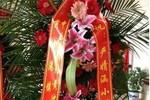 Chính quyền địa phương gửi lẵng hoa mừng sinh nhật 1 bé gái 10 tuổi