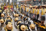 """Đài Loan biểu tình """"lục bộ nhất bái"""" phản đối chính sách kinh tế"""